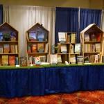 (圖三)2014年美國亞洲研究學會書展——國立大學出版社聯展之展位全景