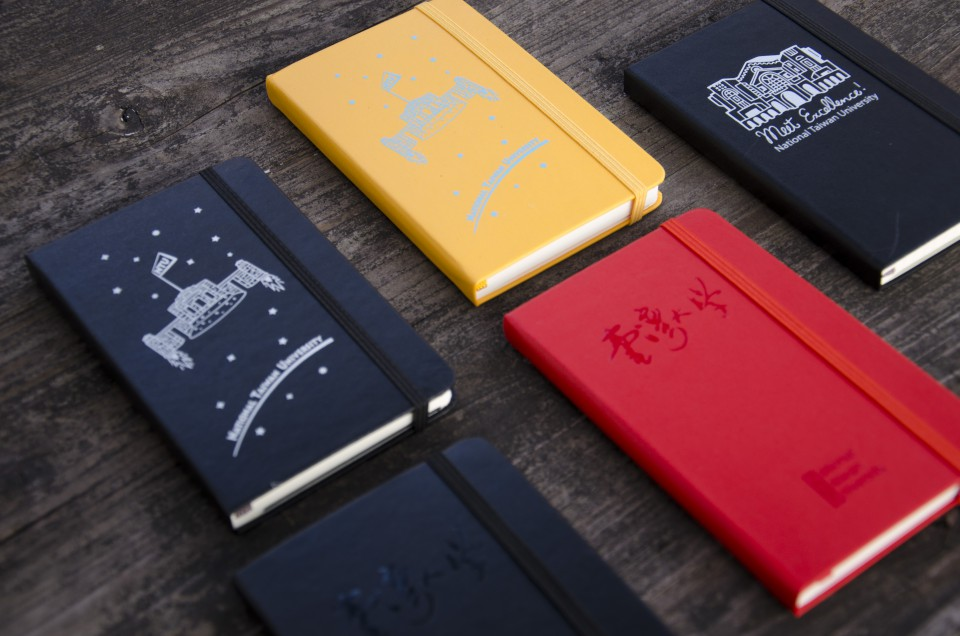 NTU PRESS x MOLESKINE
