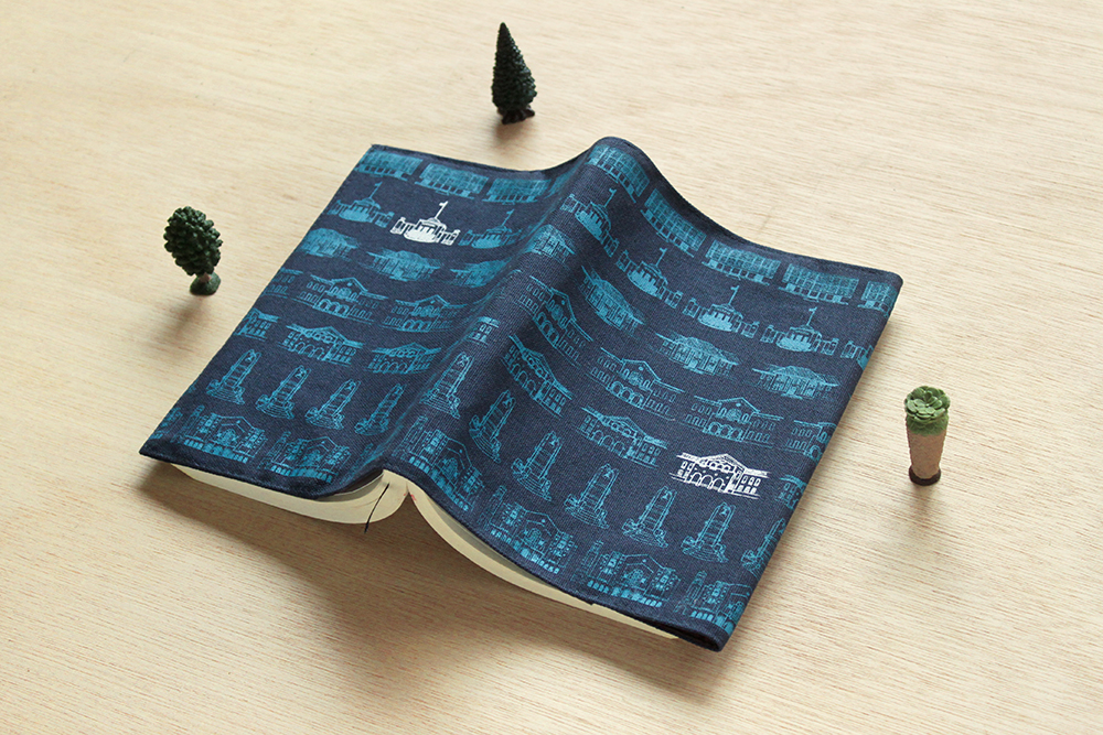 臺灣大學版印布書衣5